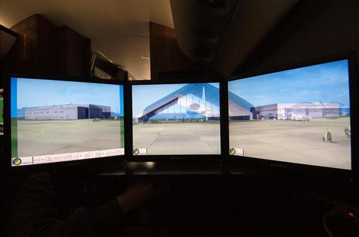 Aerospace Applications North America | User Interface Design